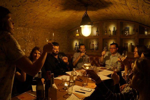 Belingus Wine masterclass