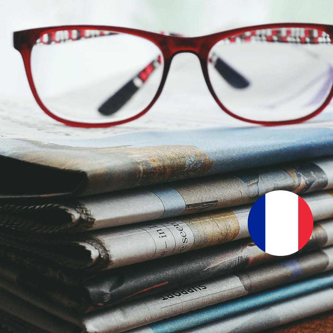 ONLINE ACTIVITY 📣 DEBATE TOPICS IN FRENCH